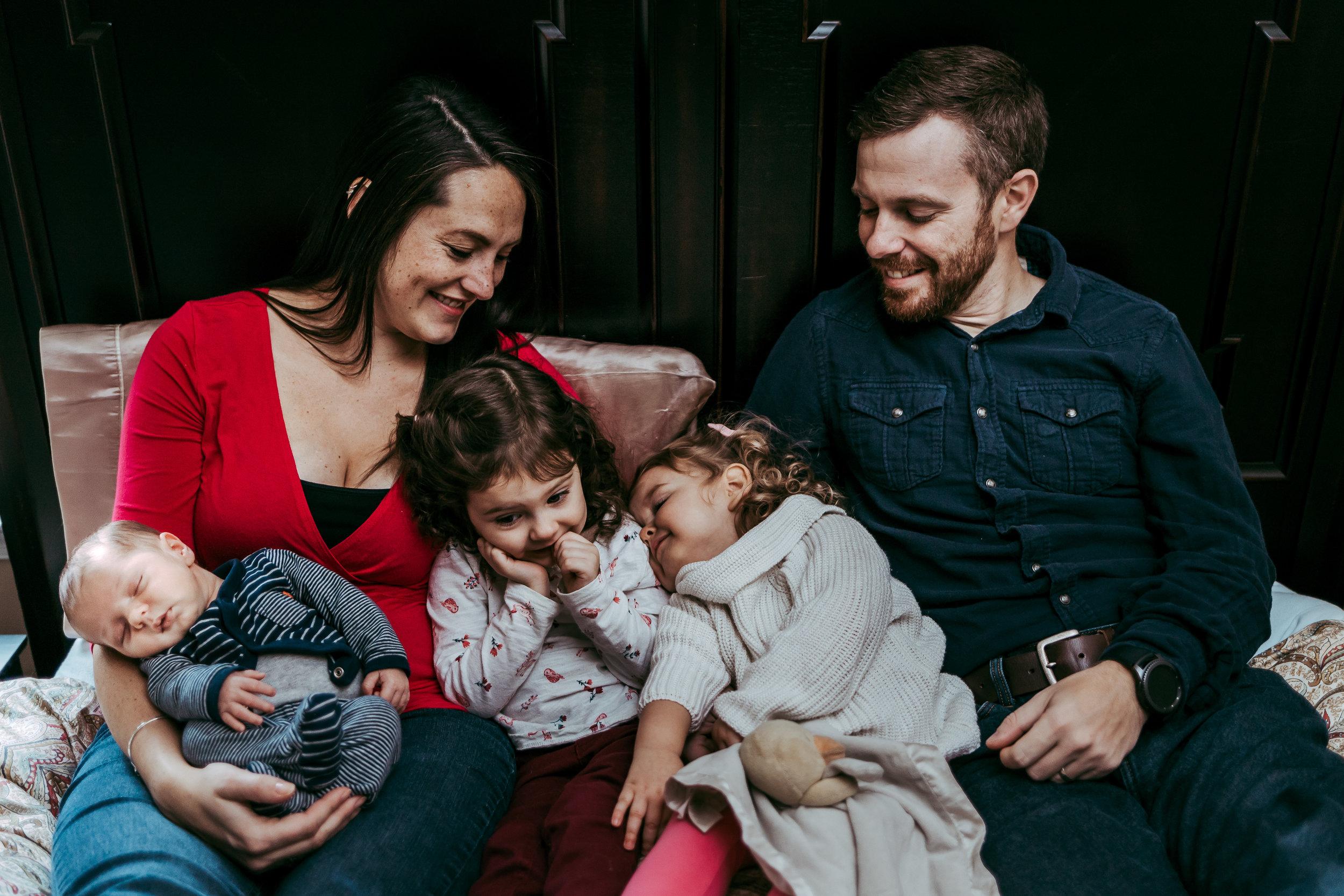 Lifestyle Family Photographer in Lynchburg, Virginia