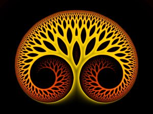 Self growth tree