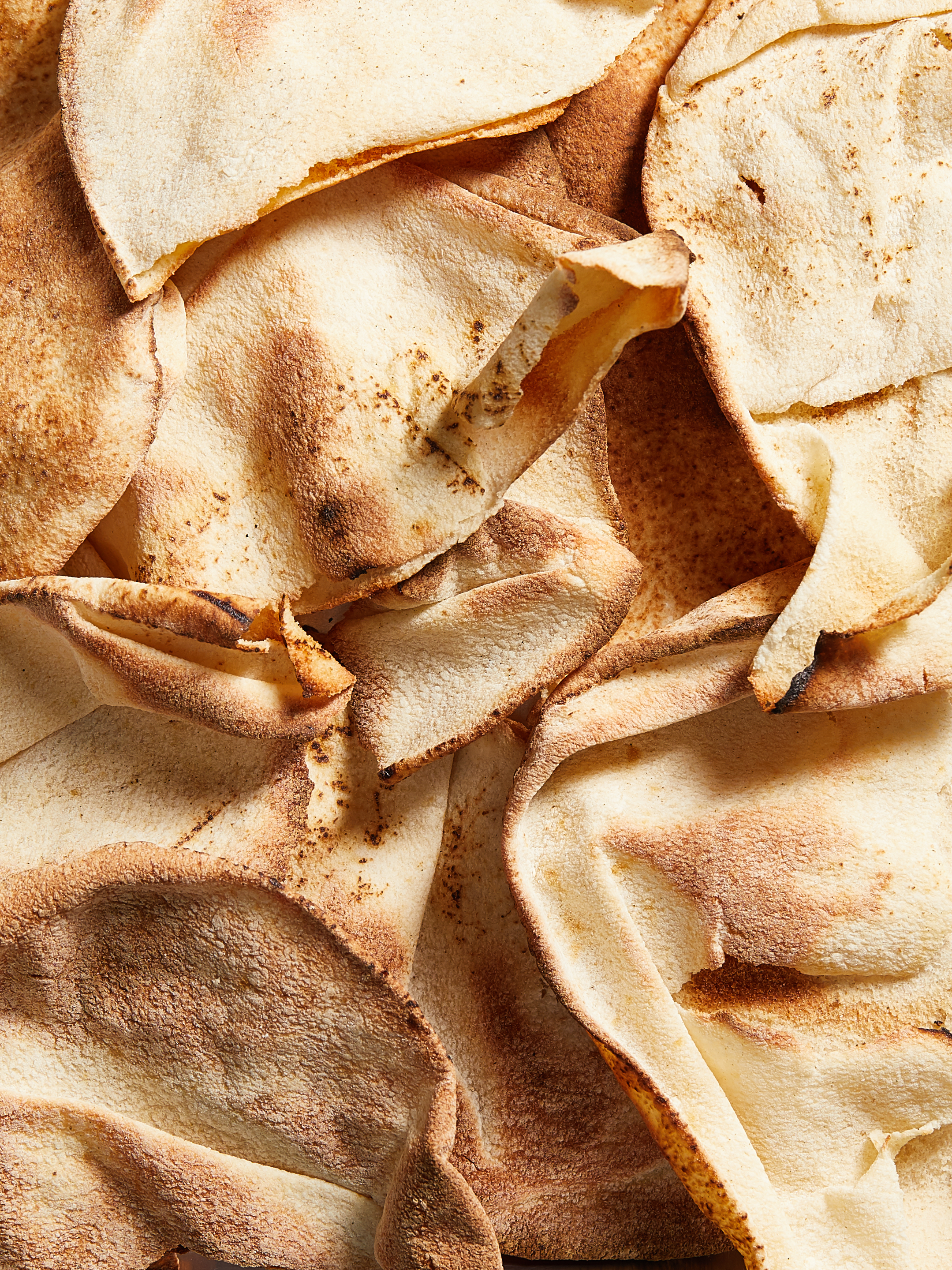 TOASTED PITA BREAD