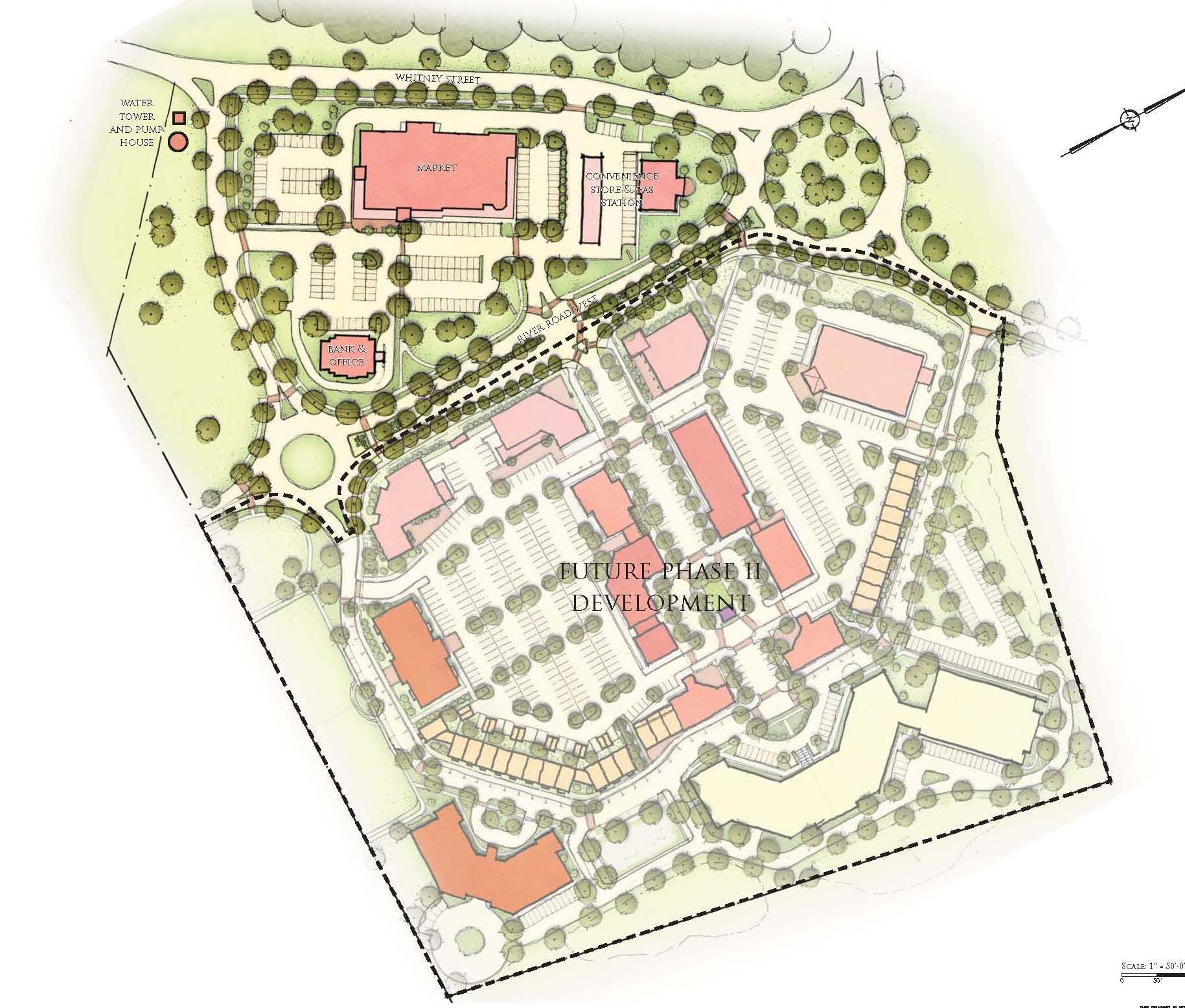 Riverbridge Mixed-Use Development