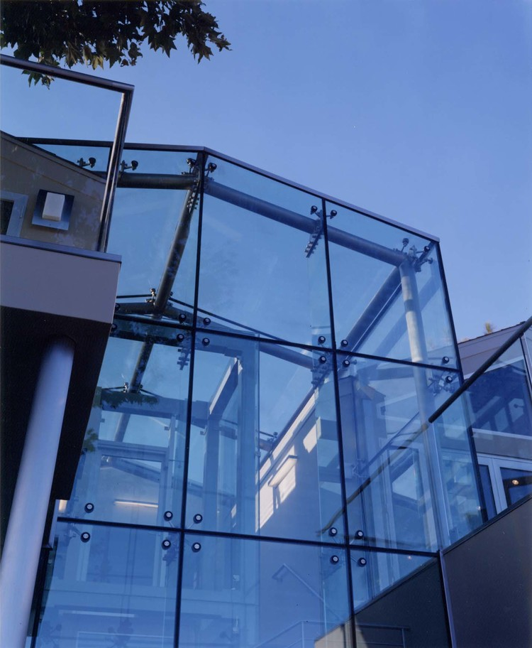 Photo: One of Kaplan Construction's projects: a custom glass elevator and home remodel in Laguna Beach, California. For more photos of this remodel, click  HERE .