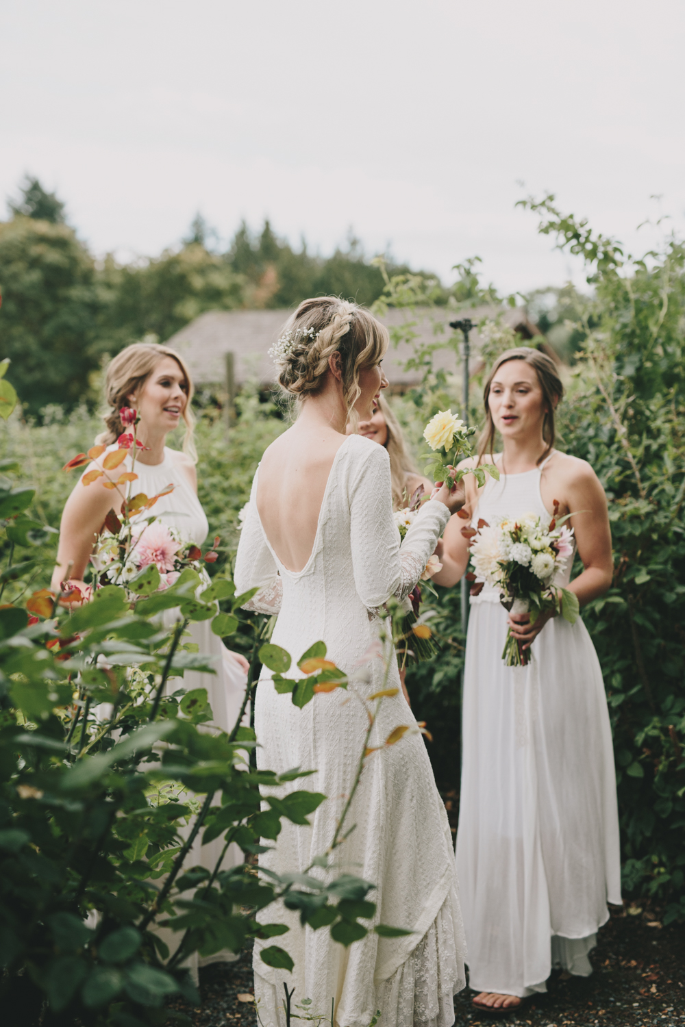 boho wedding at Starling Lane, Victoria BC Kelly Brown Photographer
