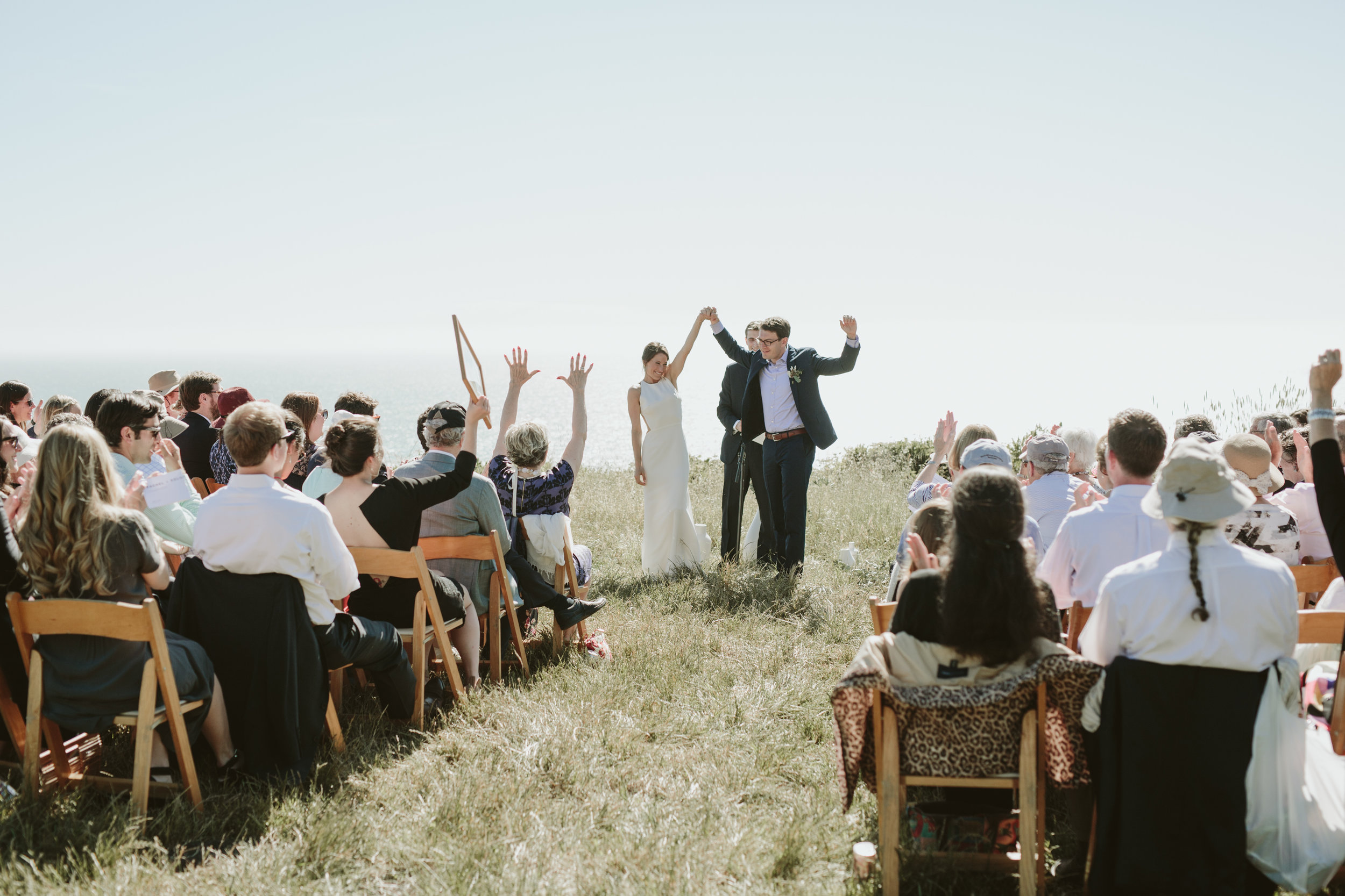 California Slide Ranch Wedding | Kelly Brown Photographer