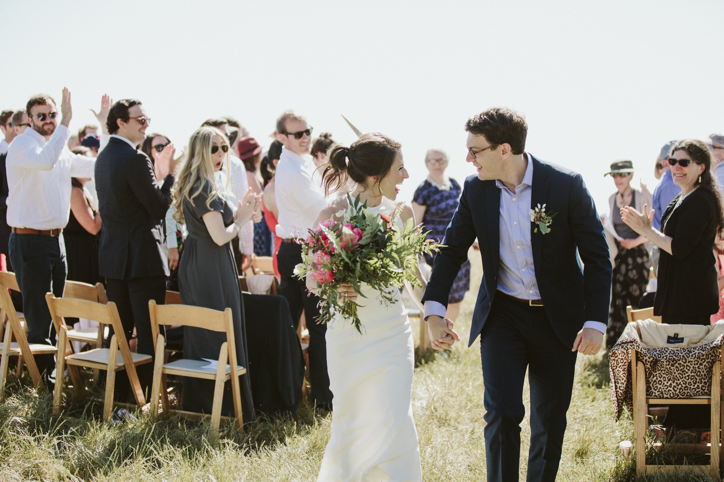 california slide ranch wedding