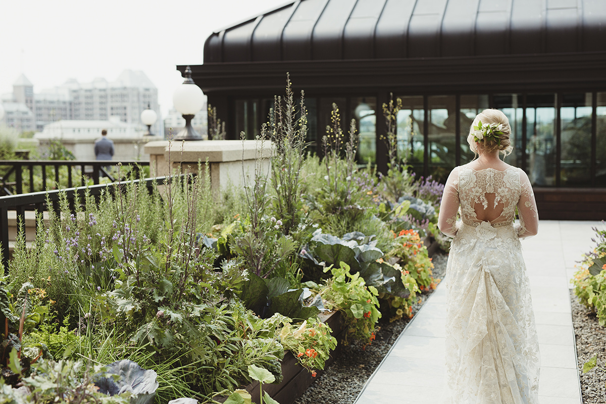 Wedding at the empress hotel victoria bc