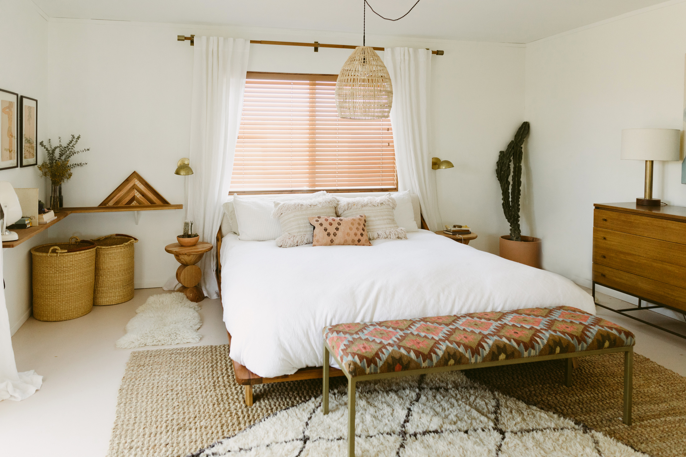 The Joshua Tree House desert inspired home decor