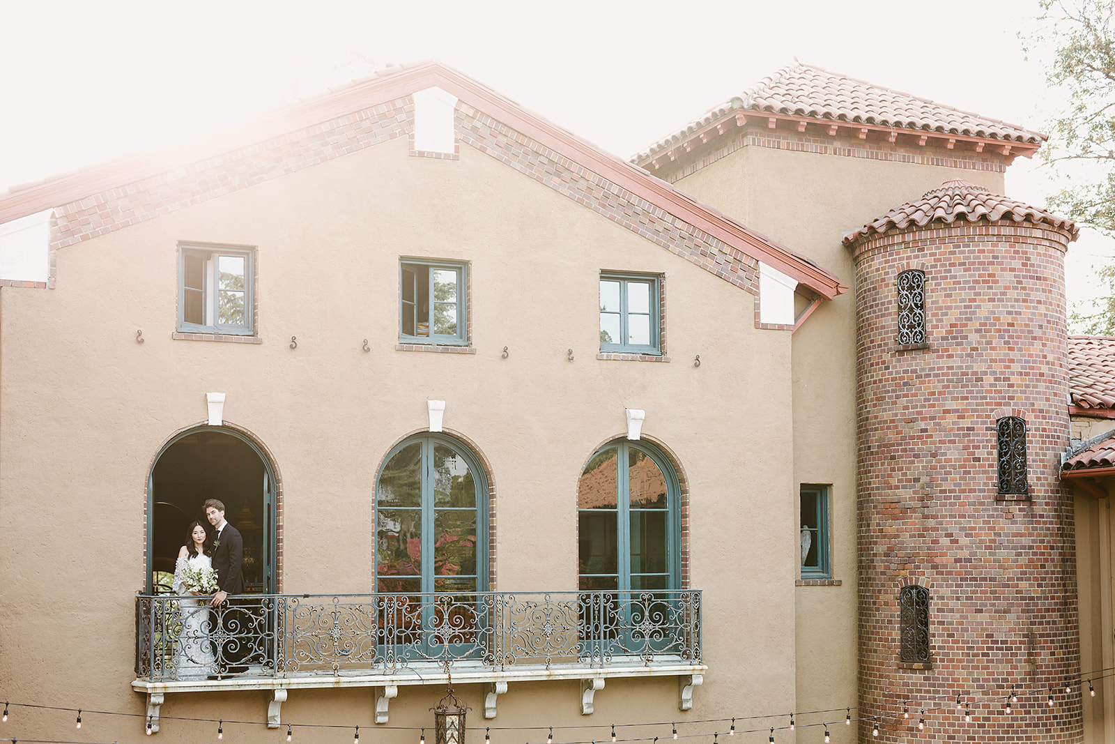 Paramour Mansion wedding in Los Angeles