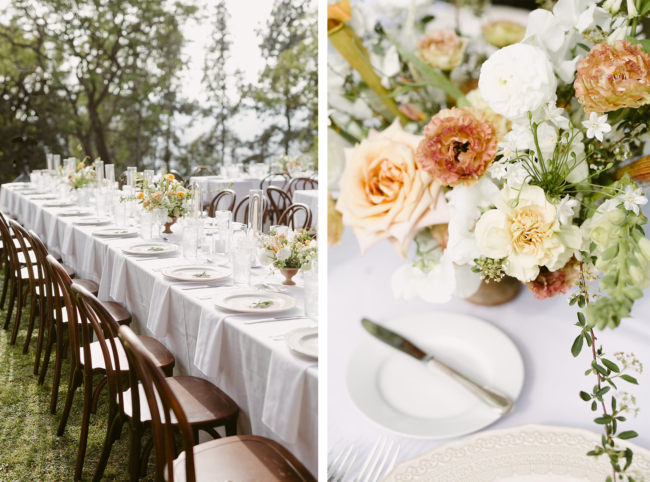 Paramour Mansion wedding in Los Angeles with Of the Flowers