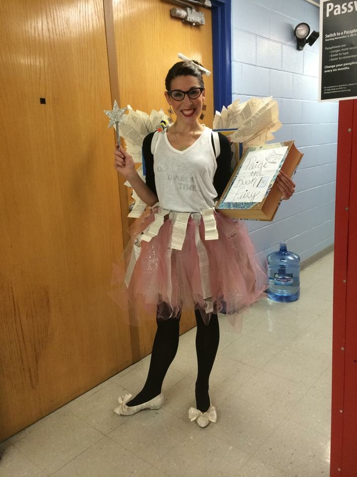 """""""Paige"""" the Book Fairy"""
