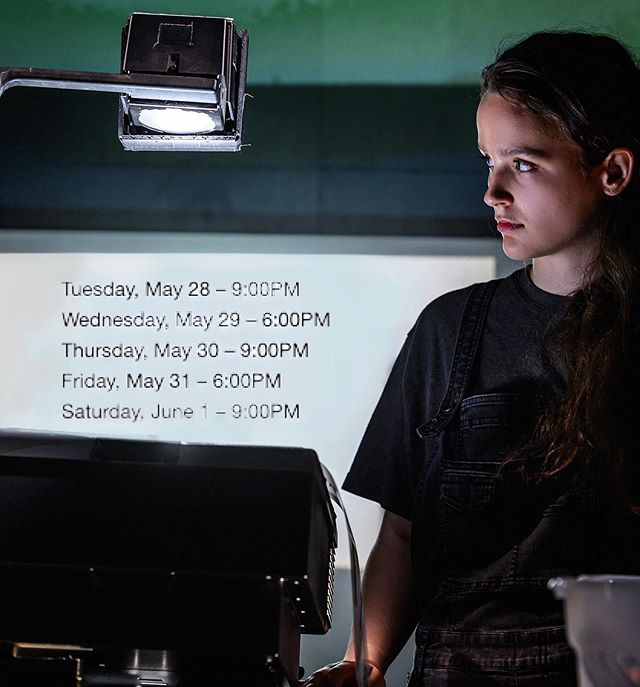 SHOW TIMES THIS WEEK!  Please note that Wednesday will be a relaxed performance.  WHAT:  1991 WHEN:  MAY 22- JUNE 1 WHERE:  @thetheatrecentre  Written and Directed by @coleilewis Presented by @whynottheatre As part of The Riser Project  Photography by @dahliakatz