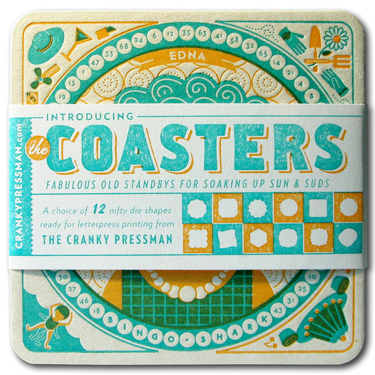 The Coaster set with bellyband