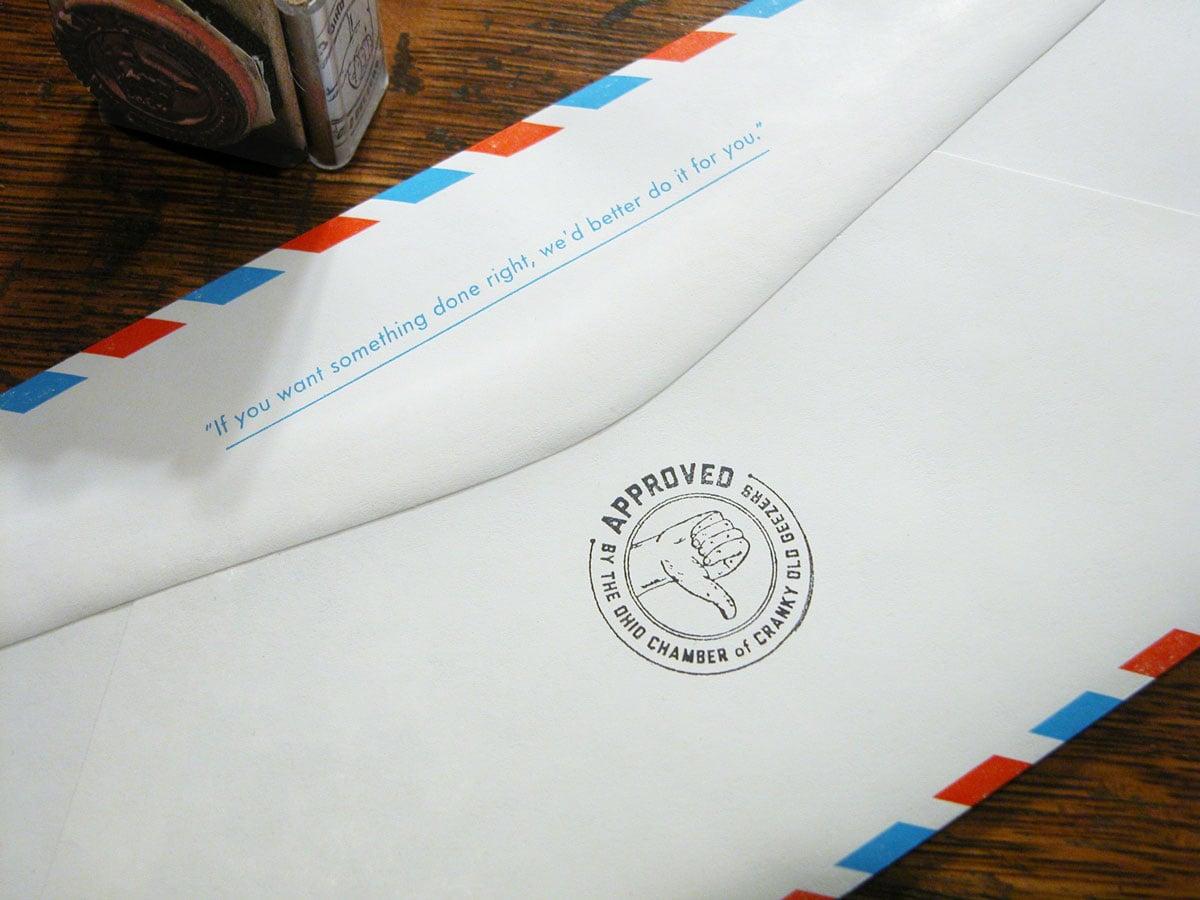 Cranky Geezers Stamp