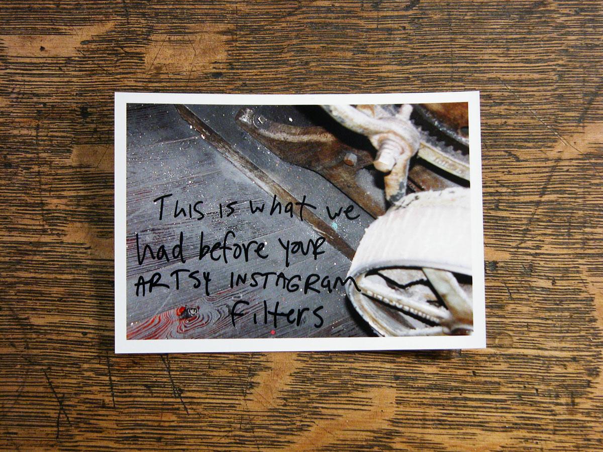Artsy Instagram Filers