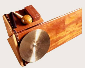Moondog's Timba Instrument