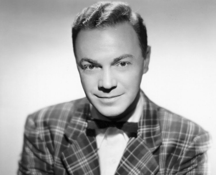 Alan Freed Portrait
