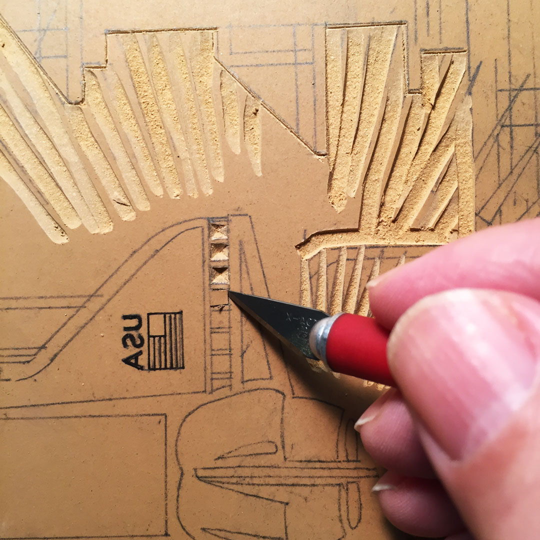 Cutting Tiniest Details
