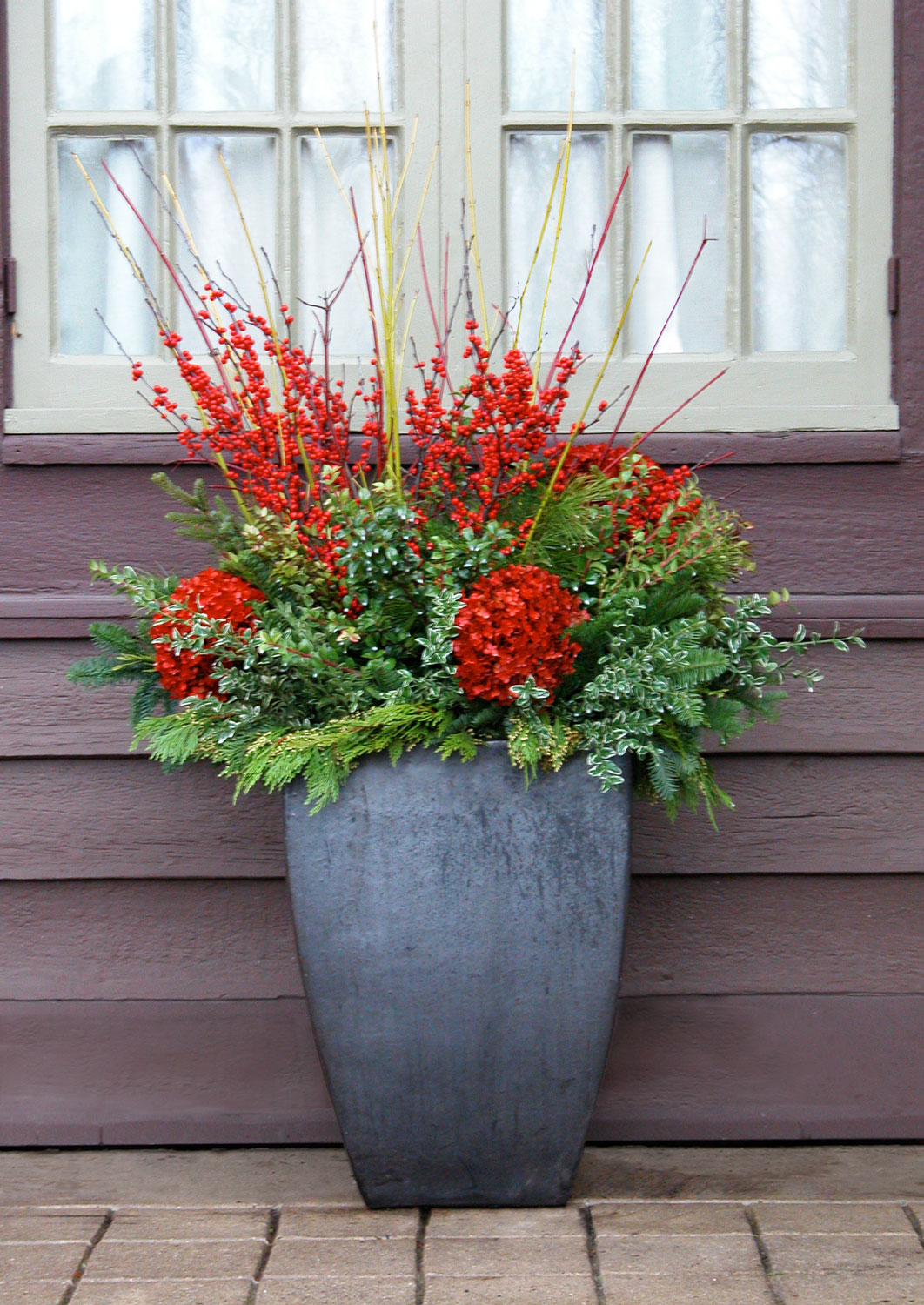 Holiday Plant Container