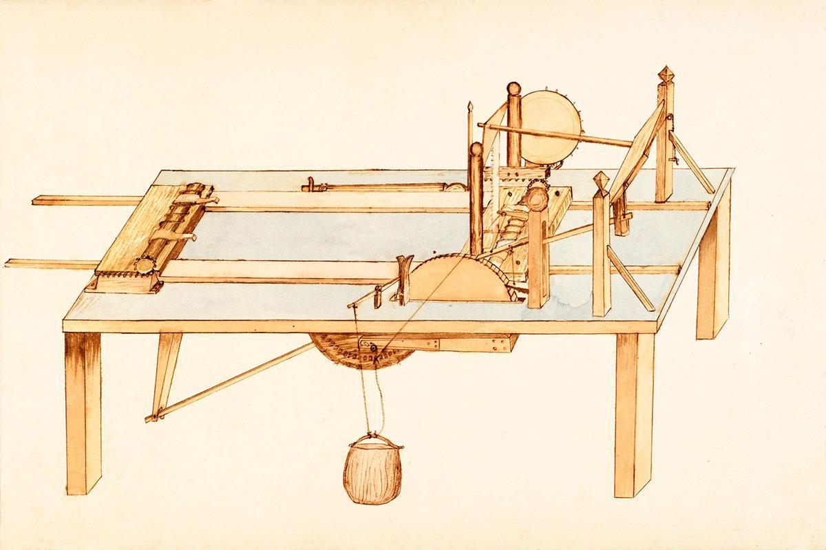 Muir Invention 1
