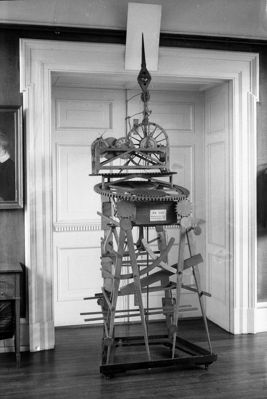 John Muir's Desk Clock