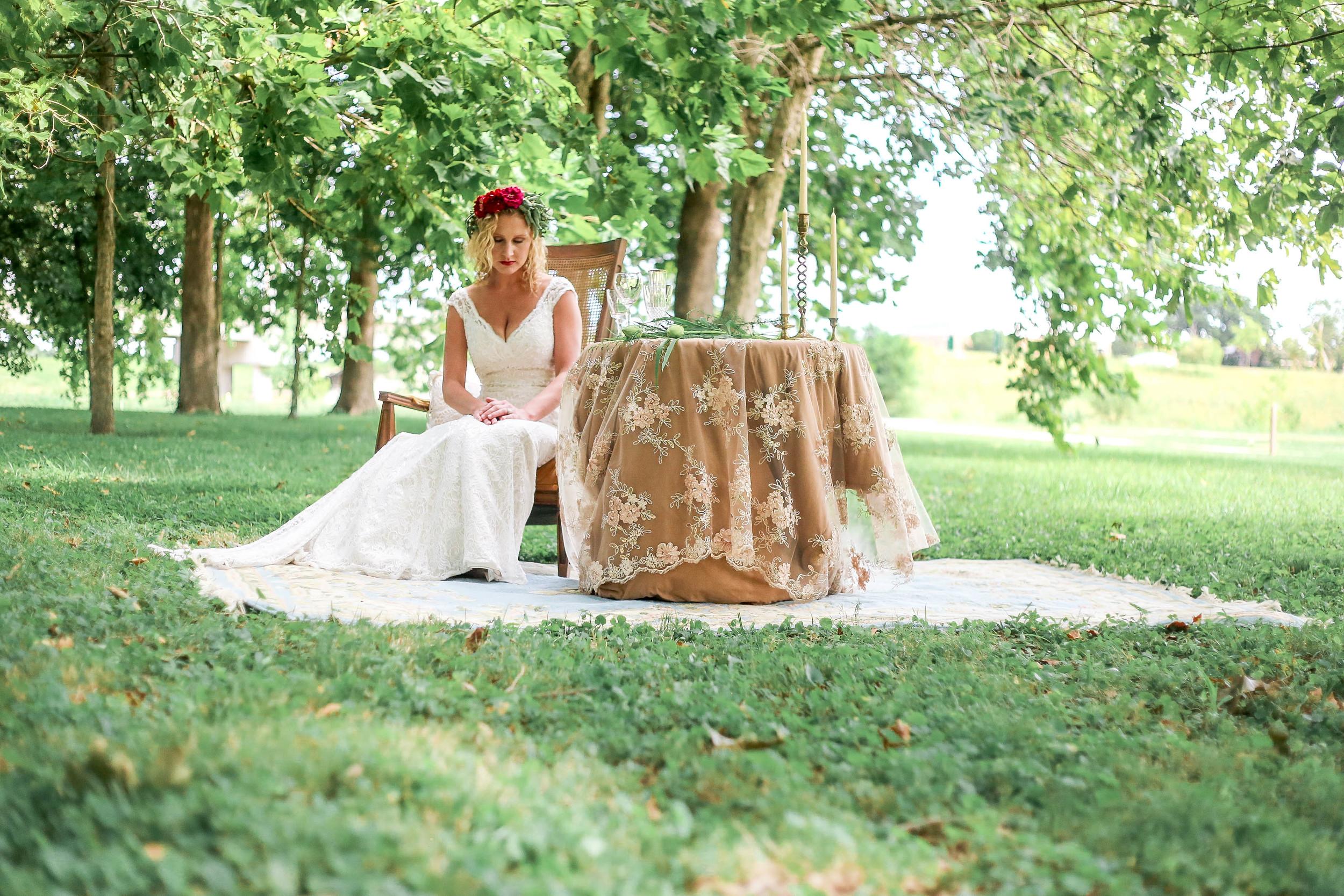 Bridal | Kansas City, MO | Hannahill Photography