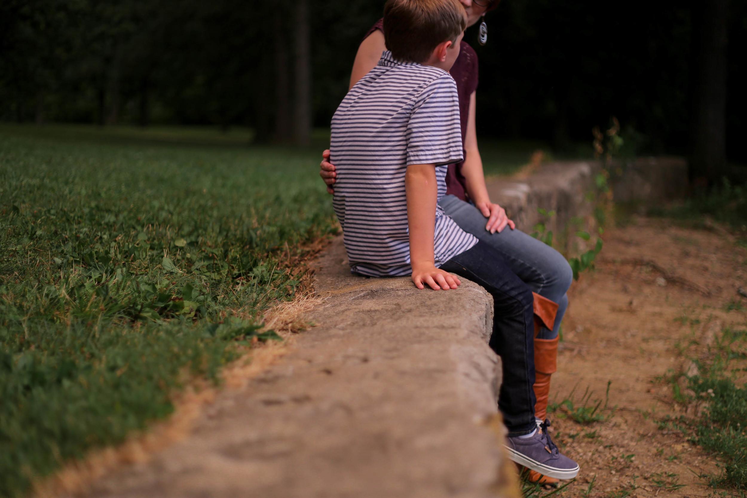 The Allaire Family | Kansas City, MO | Hannahill Photography