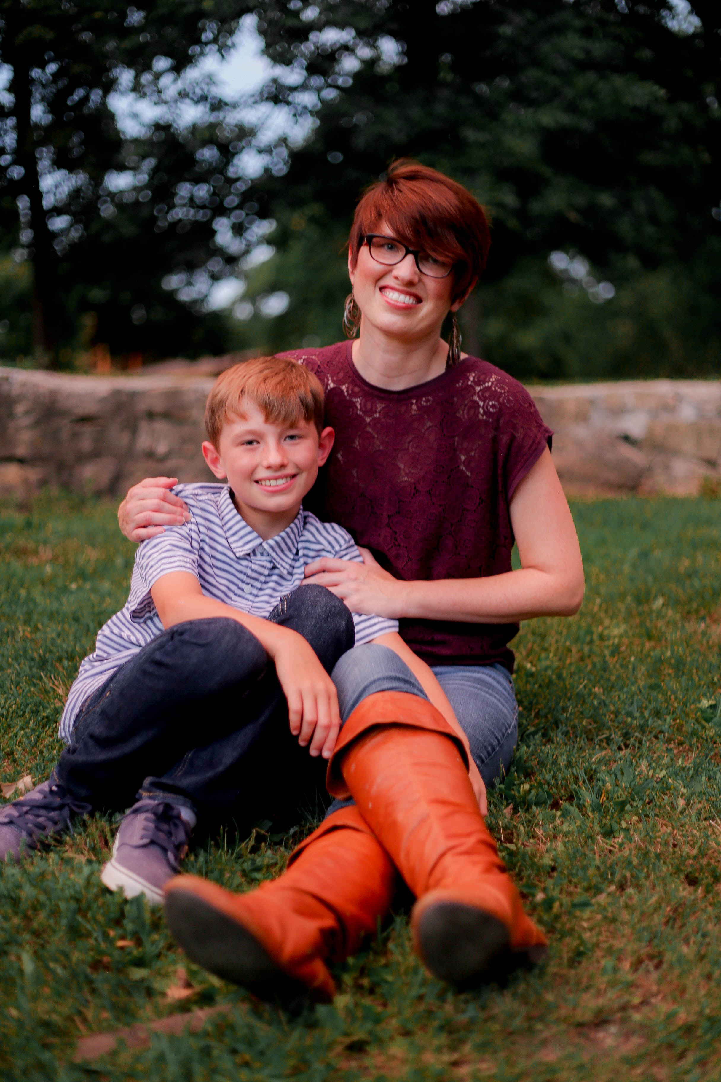 The Allaire Family | Kansas City, MO | Hannahill Photography