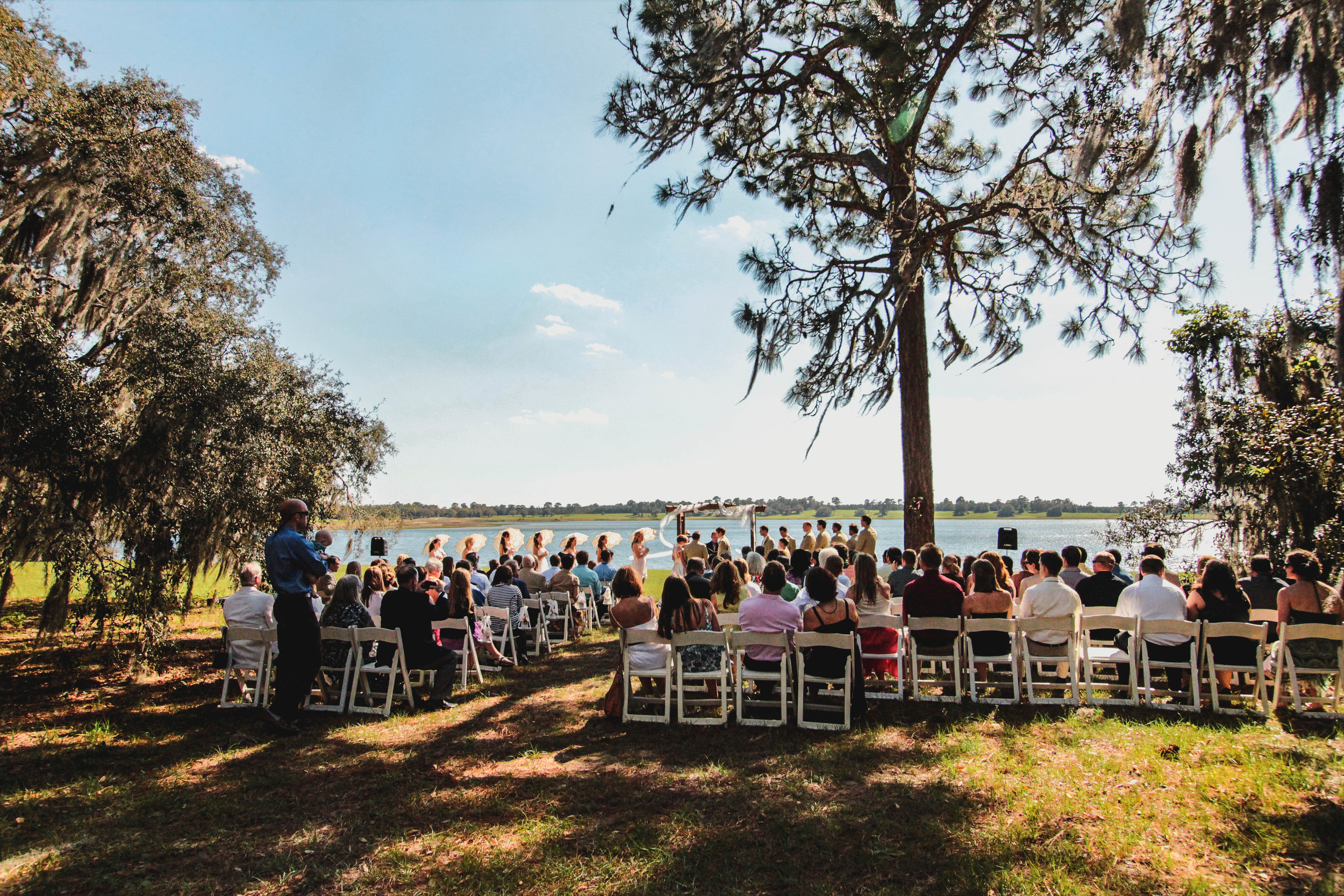 The Weaver Wedding | Ocala, FL | Hannahill Photography