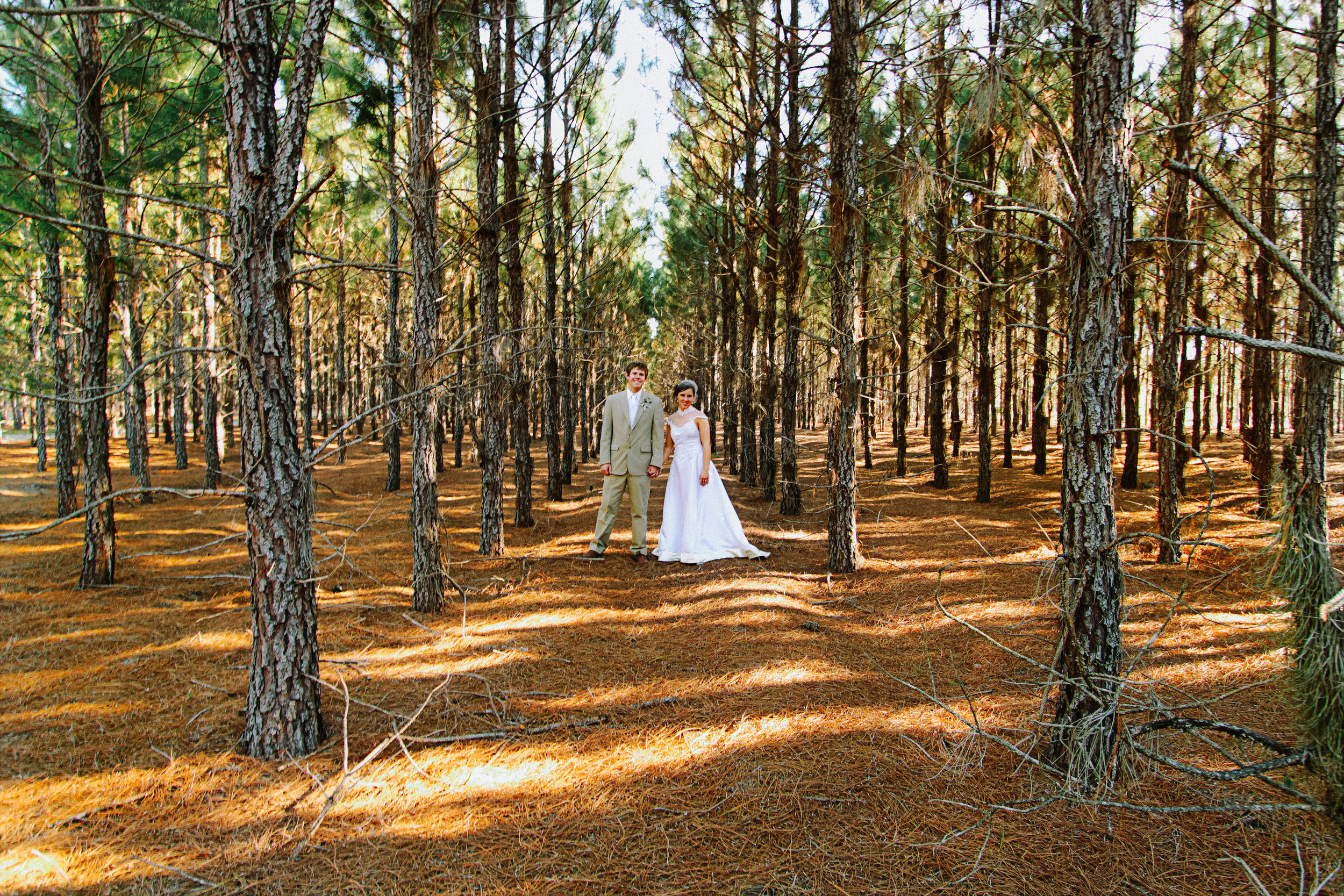 Weaver Wedding | Ocala, FL | Hannahill Photography