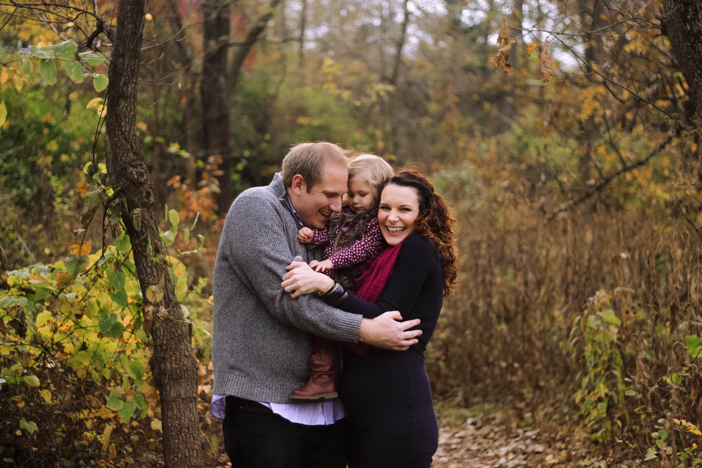 Autumn Family Mini Sessions | Hannahill Photography | Kansas City, MO | Destigter Family