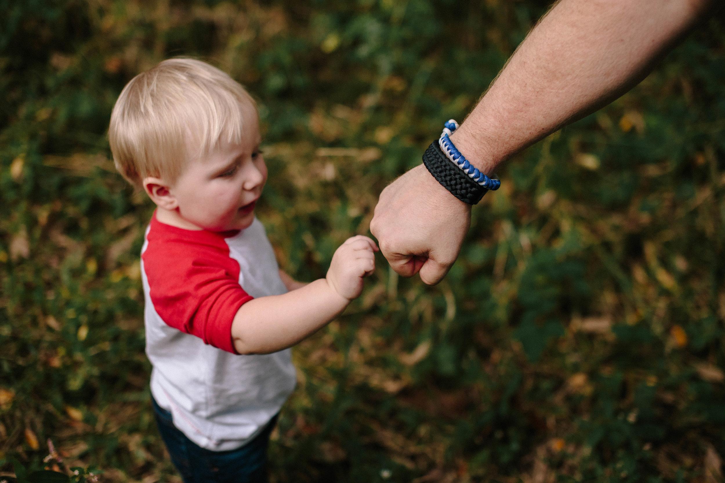 The Slocum Family: Fall 2016 | Hannahill Photography | Kansas City, MO
