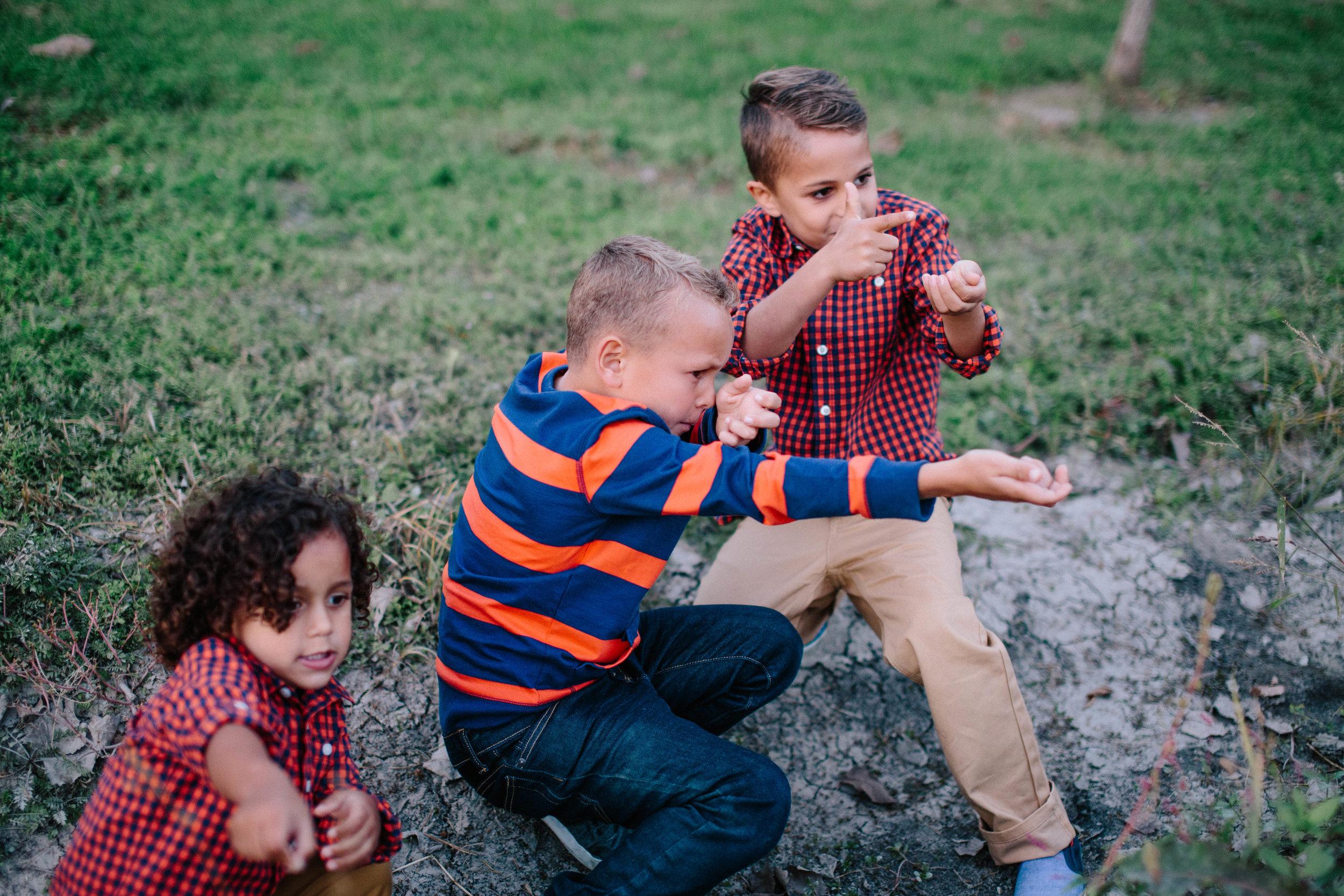 The Sanderson Family | Hannahill Photography | Kansas City, MO