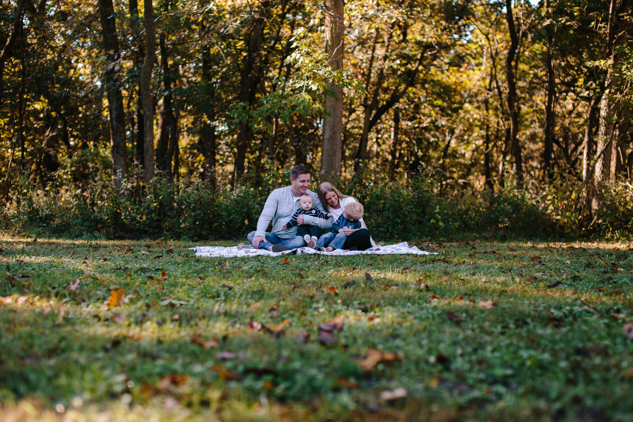 The Mattox Family | Hannahill Photography | Kansas City, MO