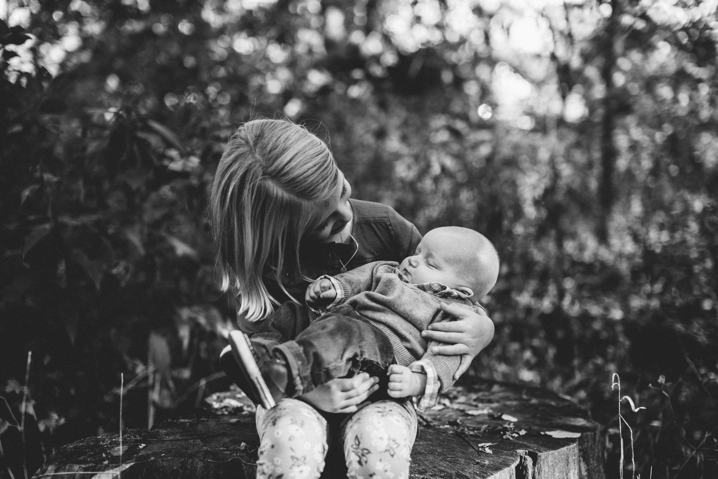 The Johnson Family | Hannahill Photography | Kansas City, MO