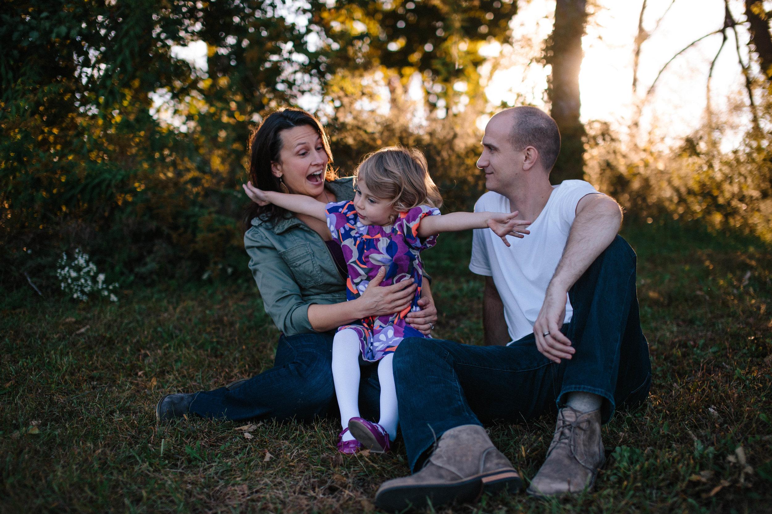 The Peasley Family | Hannahill Photography | Kansas City, MO