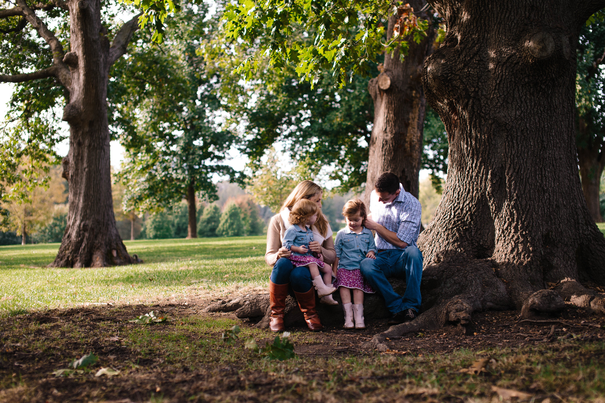 The Van Essen Family | Hannahill Photography | Kansas City, MO