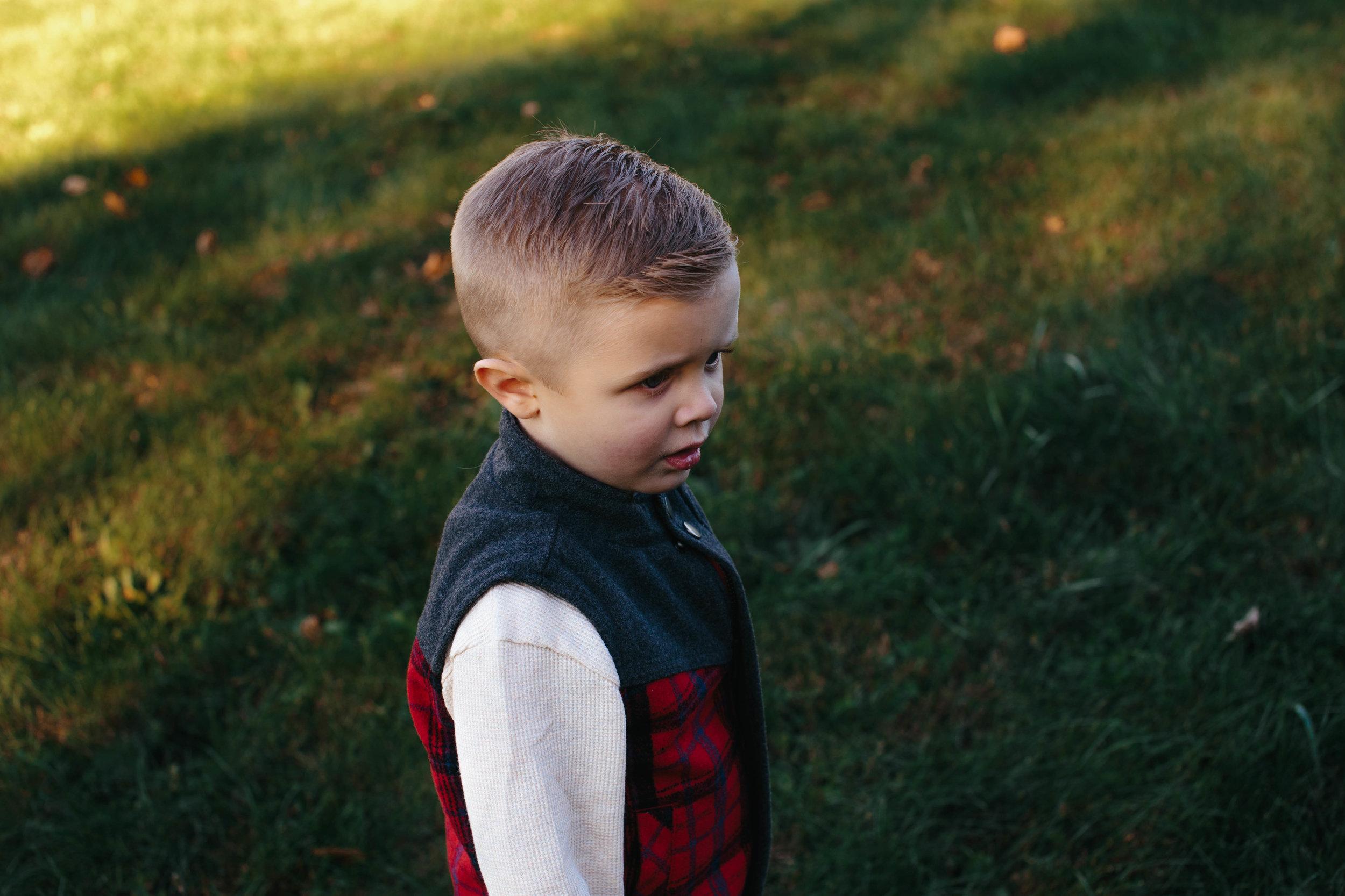 The Lewis Family | Hannahill Photography | Kansas City, MO