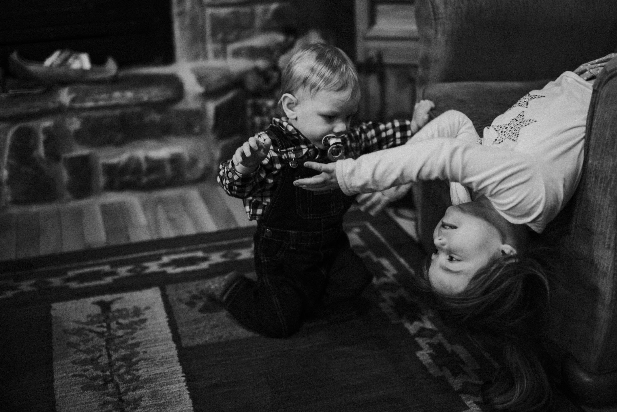Christmas 2016 | Hannahill Photography | Branson, MO | Documentary Family Photography