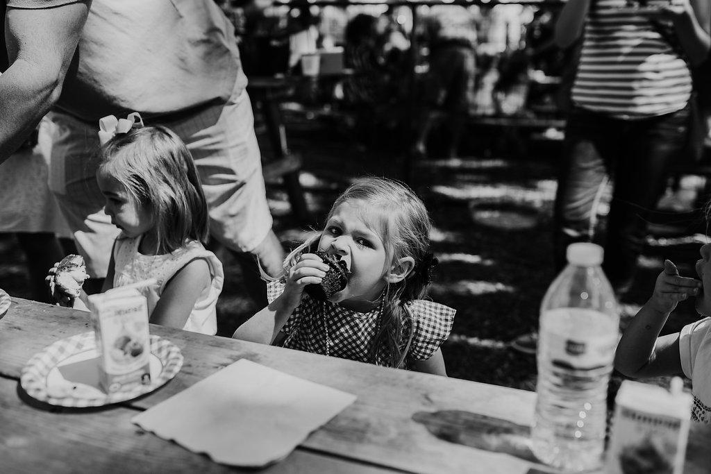 Kates 3rd birthday | Hannahillphotography.com | Durham, NC Family photographer