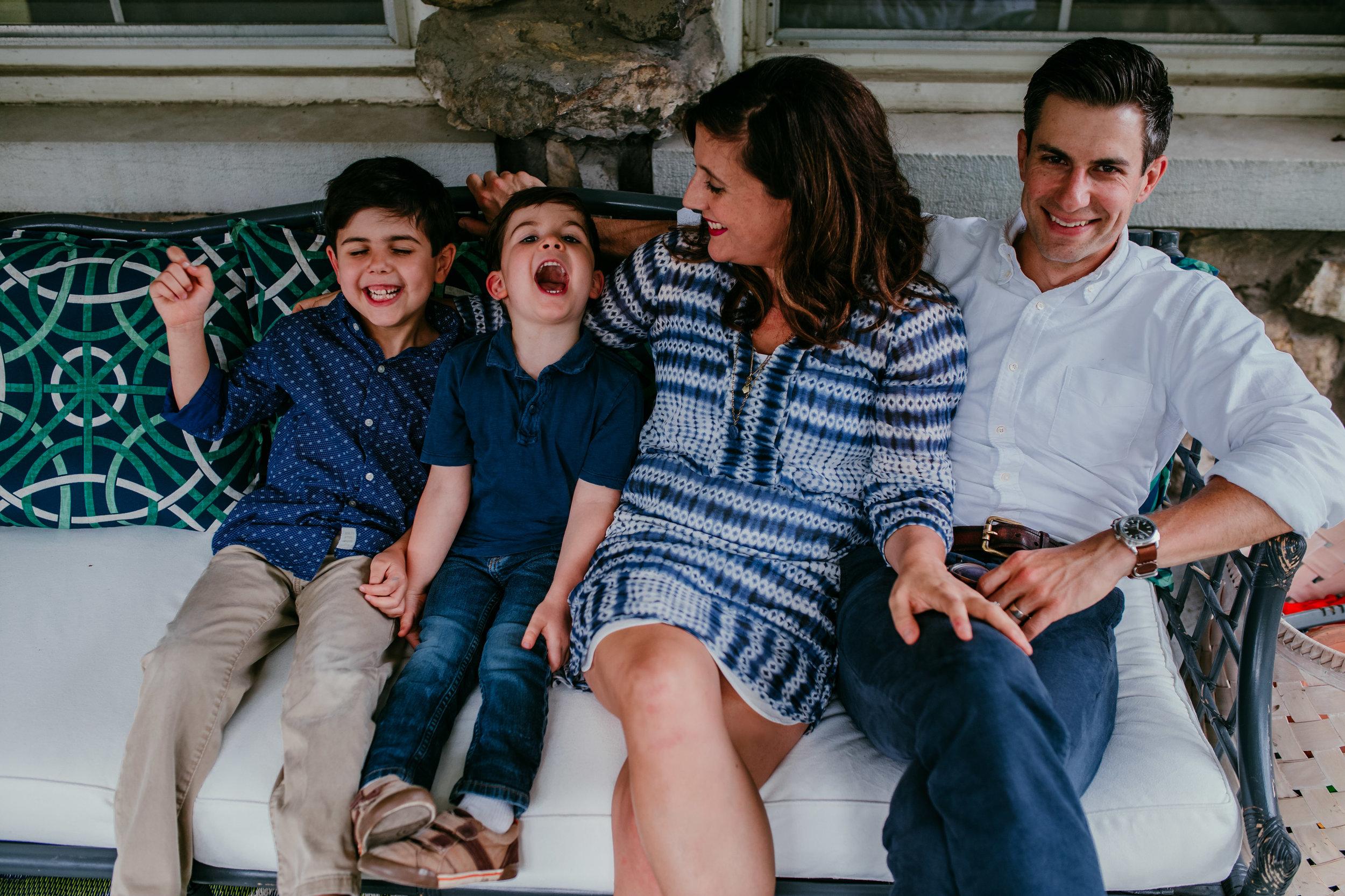 The Keonig Family  | Hanna Hill Photography | Raleigh, NC Family Photographer