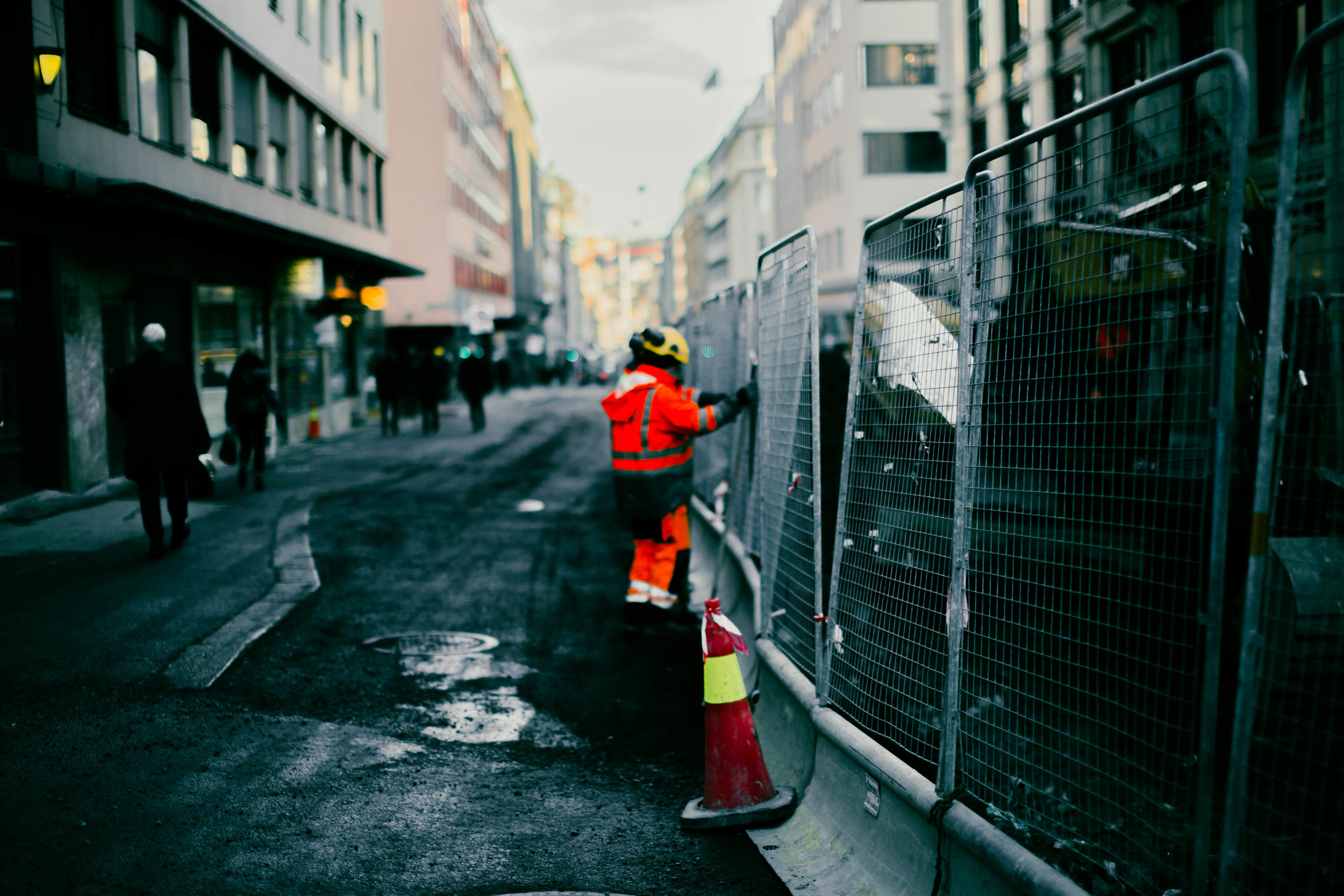 Oslo, Norway | March 2017