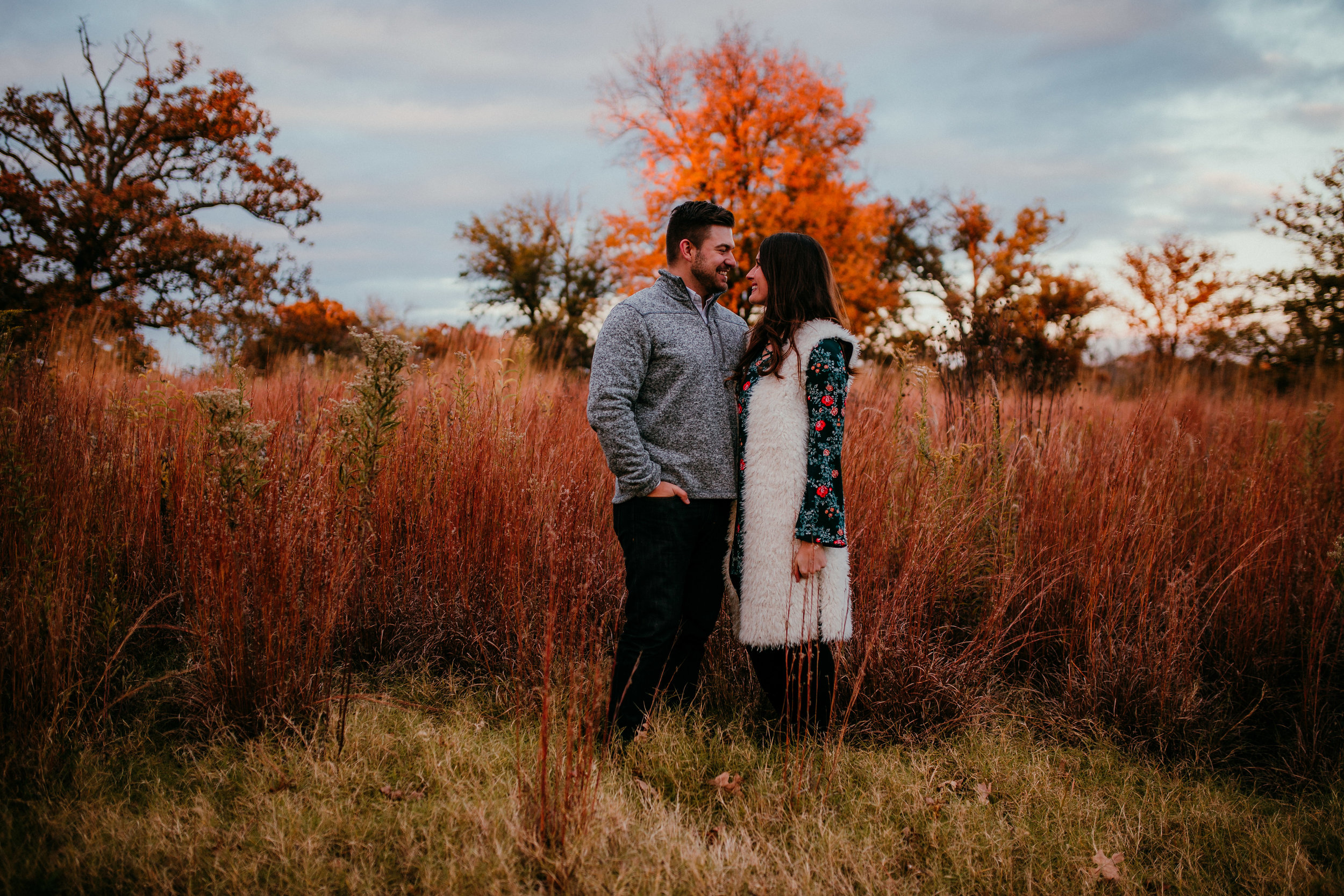 Ben & Emily Anniversary Session | Hanna Hill Photography | Raleigh Birth and Family Photographer