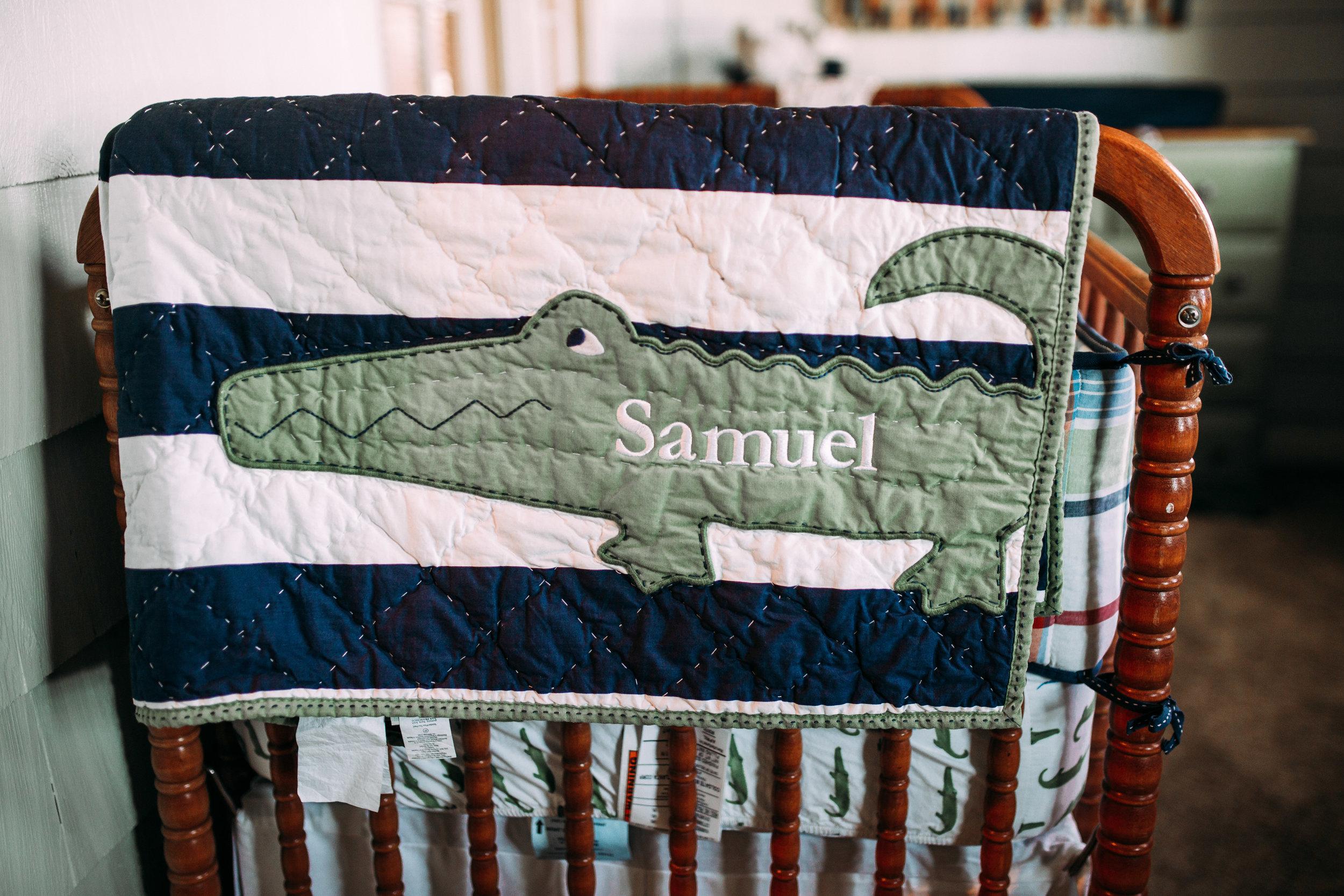 Samuel M Lifestyle Newborn | Hanna Hill Photography | Raleigh Birth and Family Photographer | Durham Birth Photographer