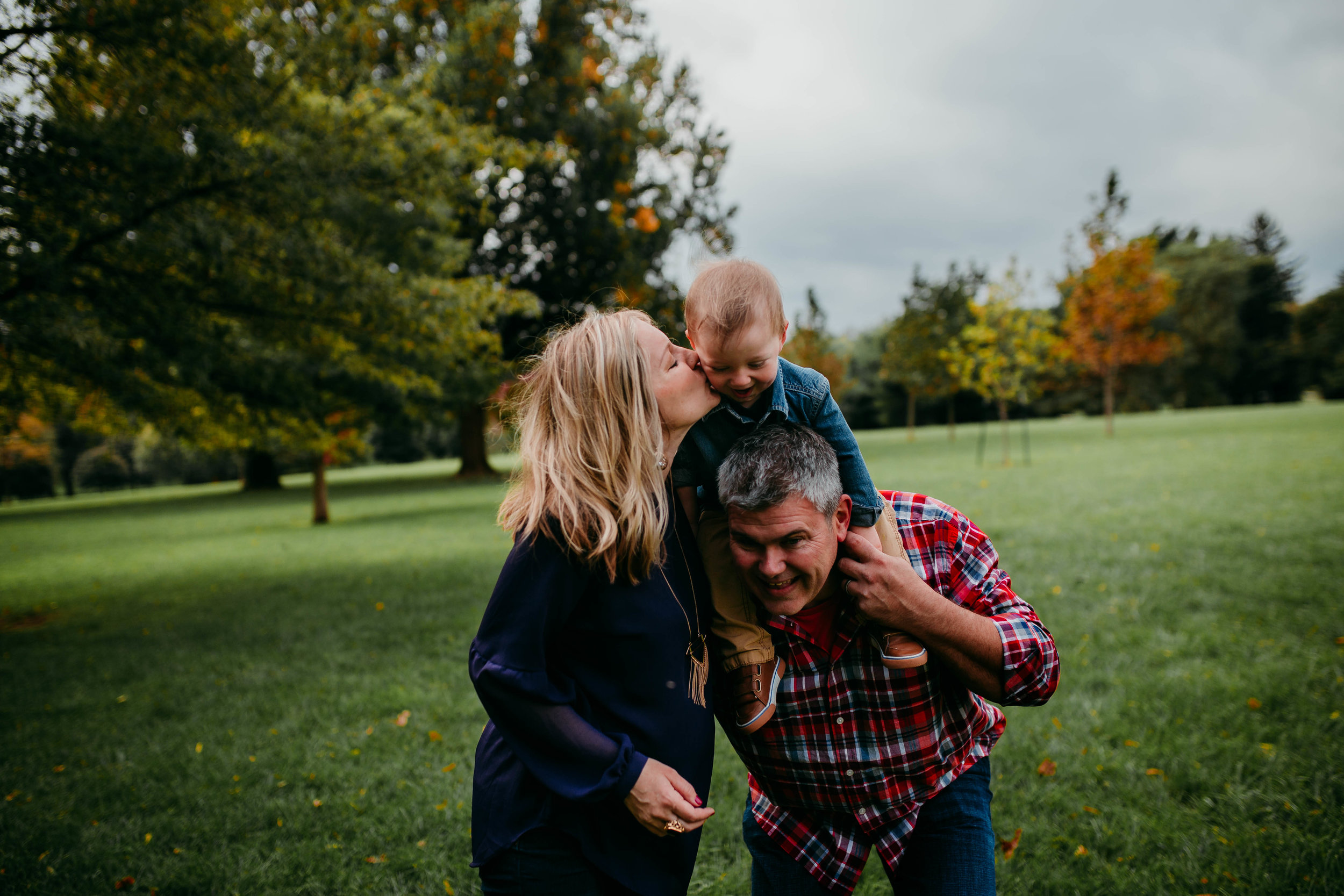 The Trimble Family | Hanna Hill Photography | Raleigh birth and family photography