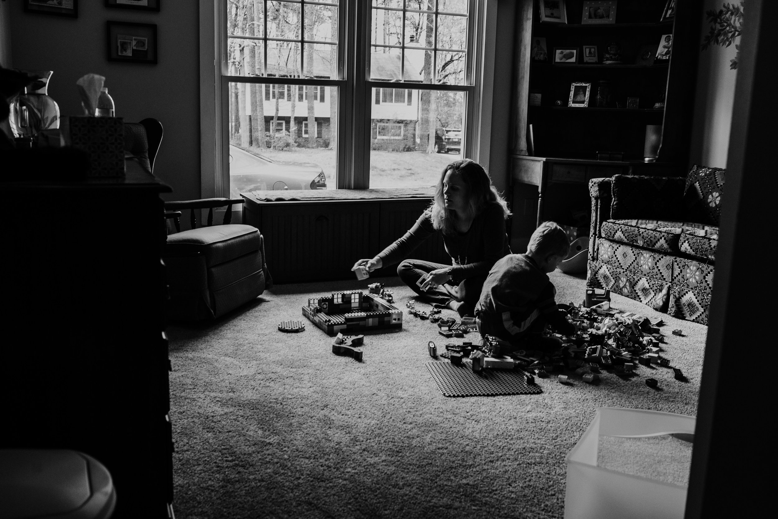 The Year in the Life of Motherhood: Part 1 | Hanna Hill Photography | Raleigh Birth and Family Photographer