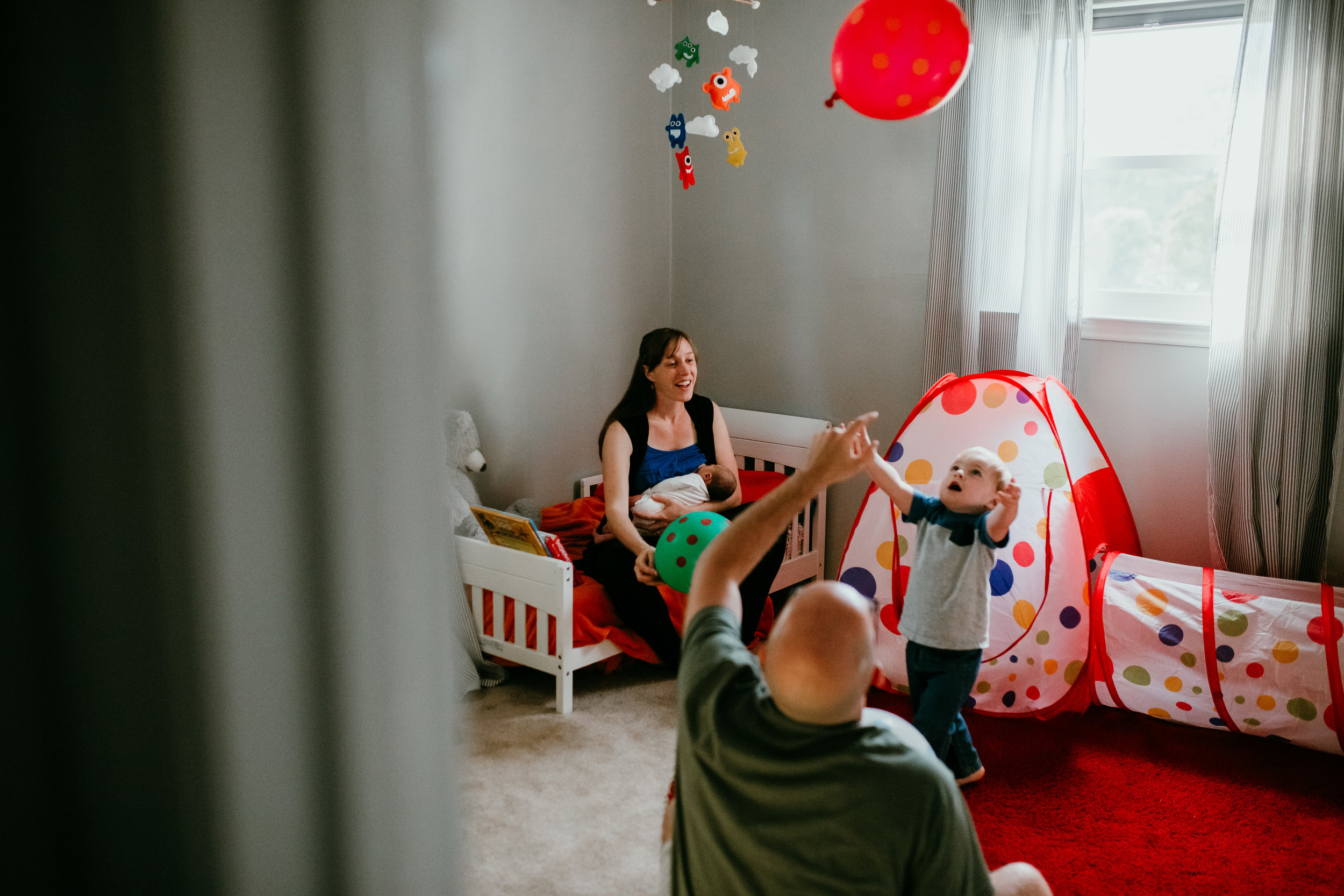 Milly L Home Fresh 48 | Hanna Hill Photography | Raleigh Durham Birth and Family Photographer