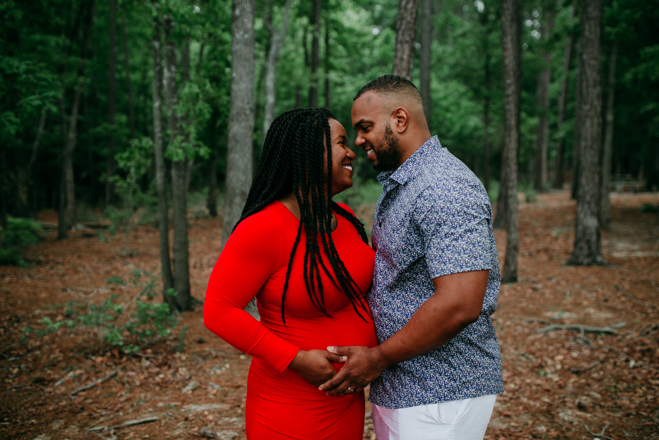 Carlita Maternity Story | Hanna Hill Photography | Raleigh Durham Birth and Family Photographer | Lifestyle Maternity Photography