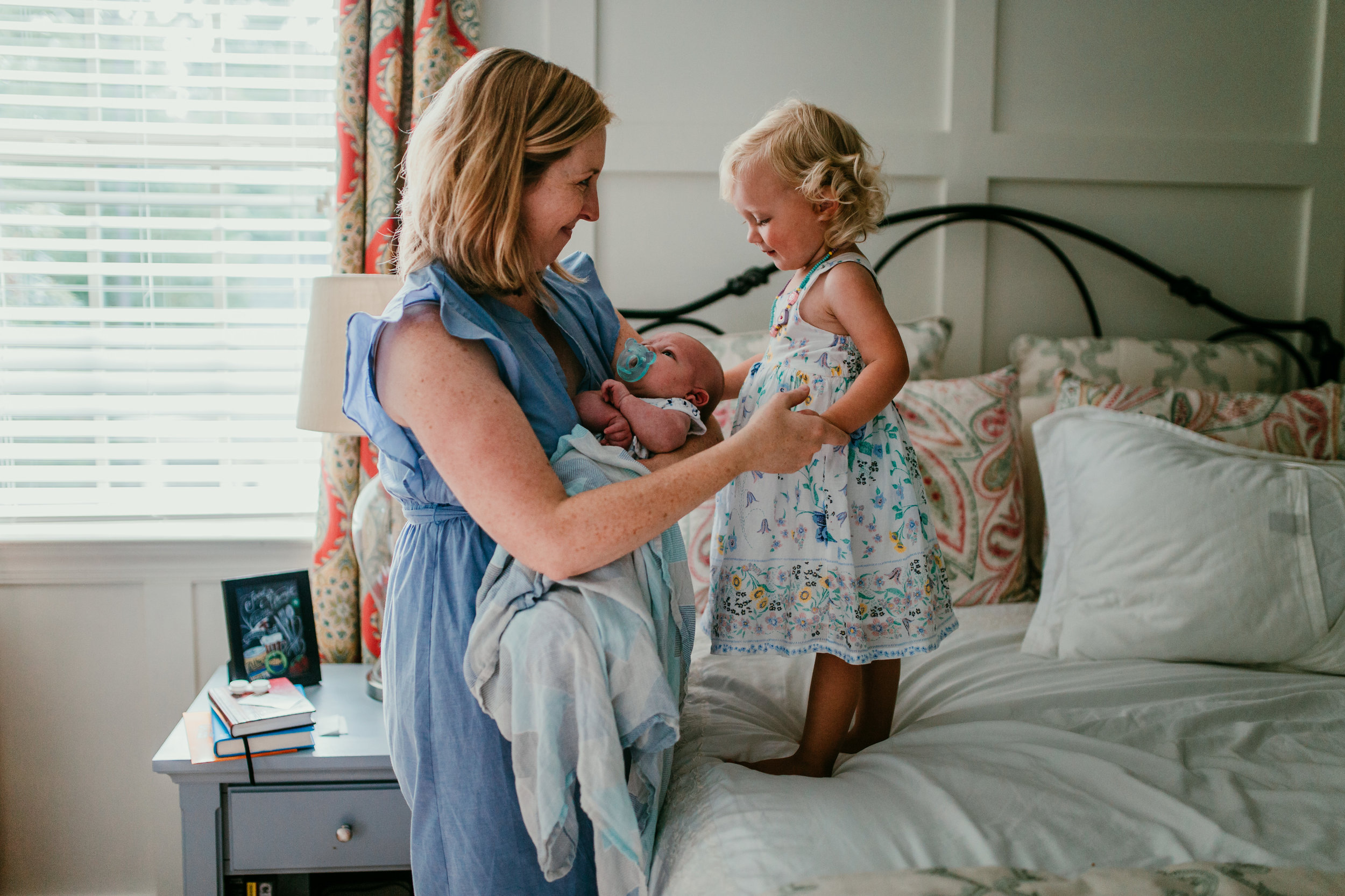Jack O. Newborn Photography Lifestyle | Hanna Hill Photography | Raleigh Newborn Lifestyle Photographer