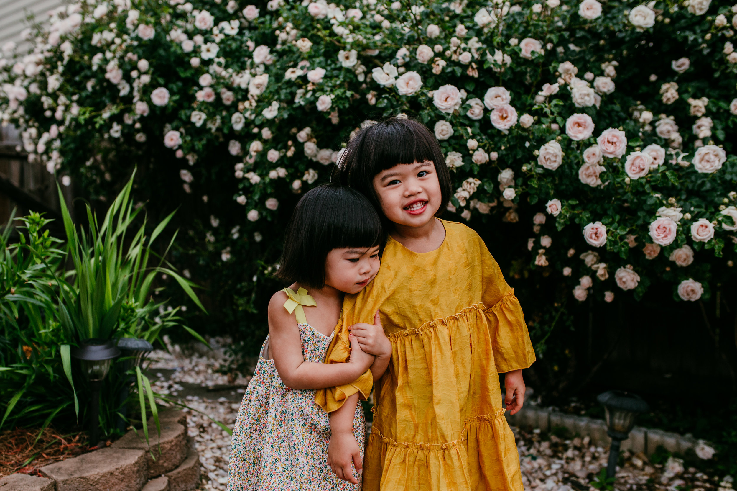 The Tran Family | Hanna Hill Photography | Raleigh Durham Family Photographer