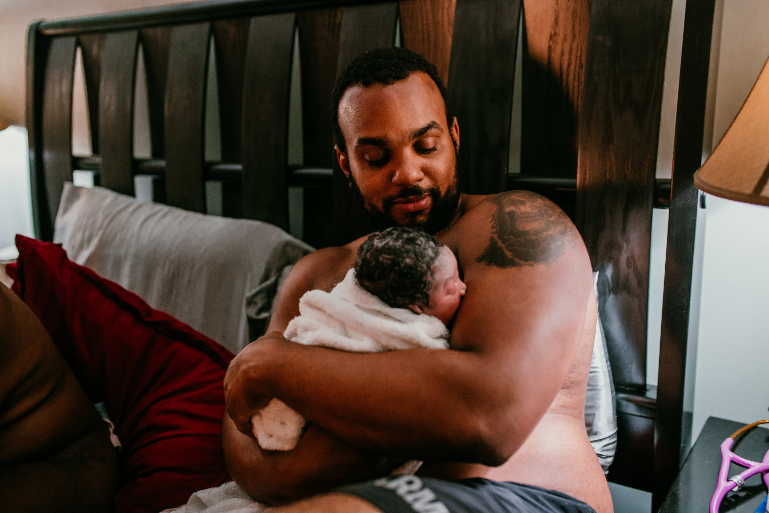 Ayara F. Birth Story | Hanna Hill Photography | Durham Birth & Family Photography | Empowered Homebirth