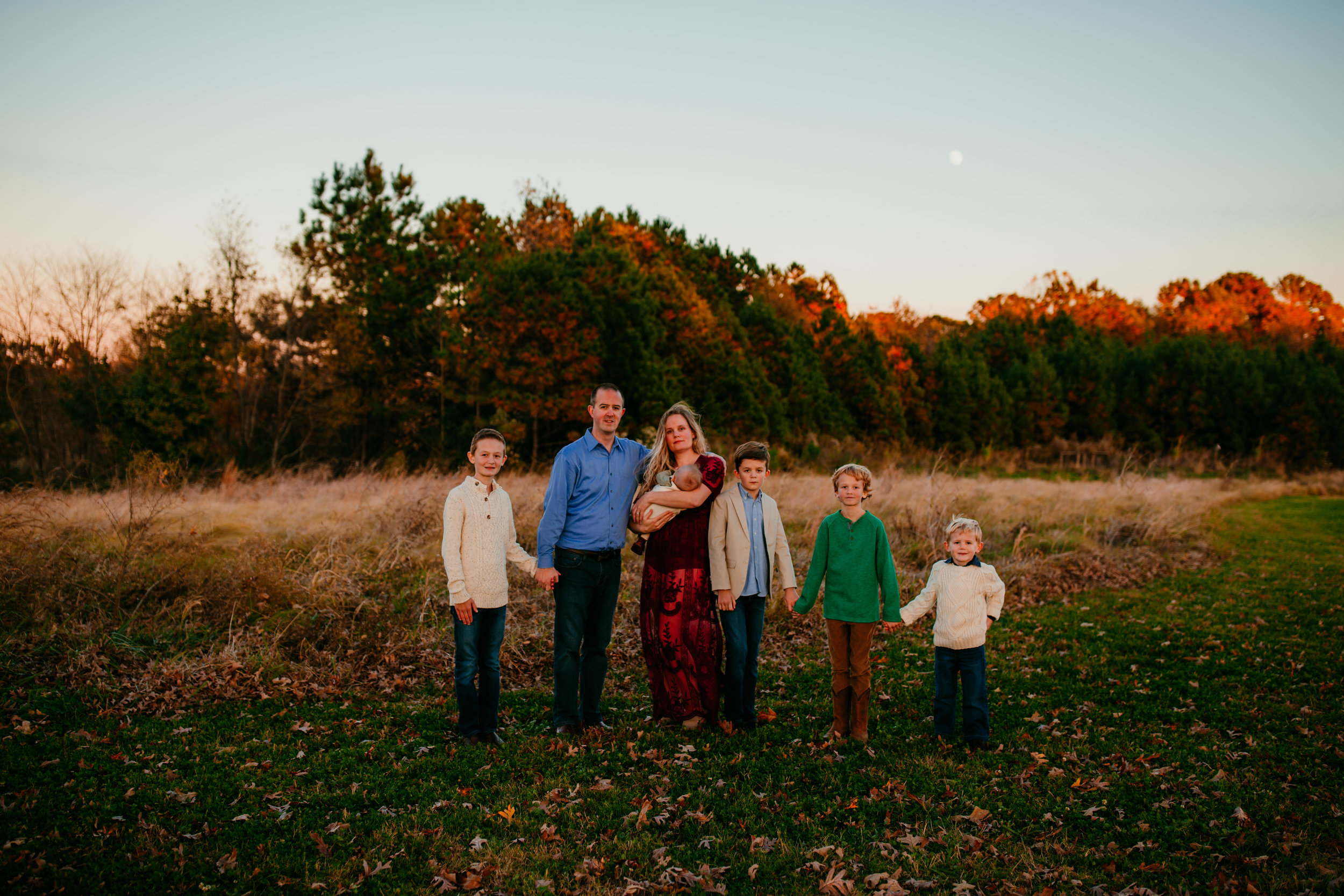 Fall Mini Session Day 2019 | raleigh familyphotography | Durham family photography | Hanna Hill Photography